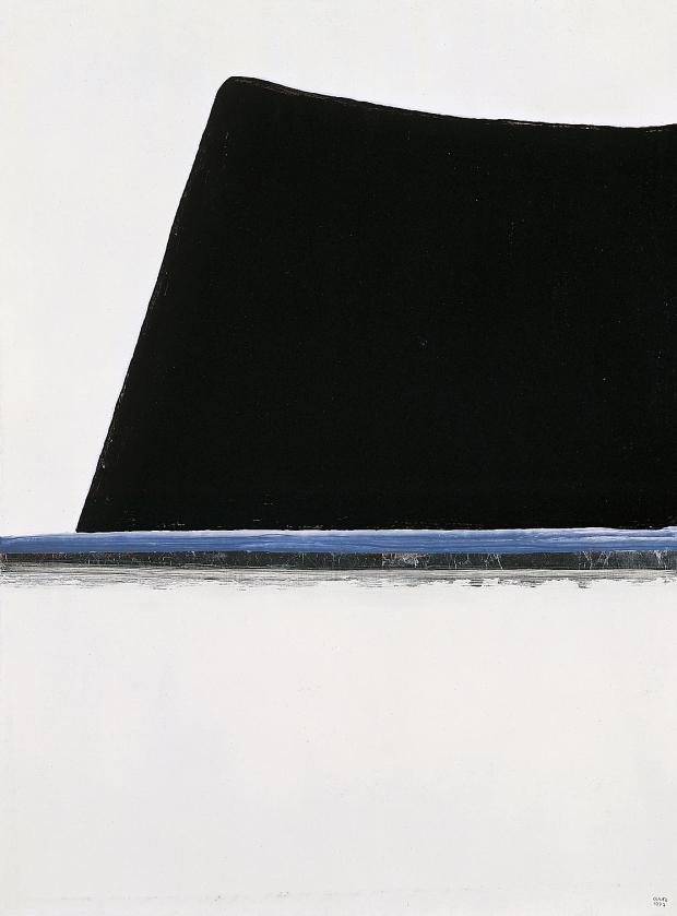 «Cap Noir» av Anna-Eva Bergman