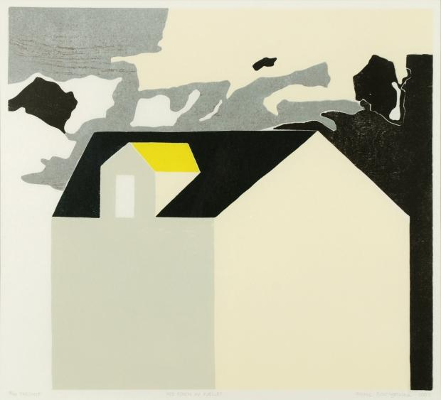 Hanne Borchgrevink – «Ved foten av fjellet» (2002)