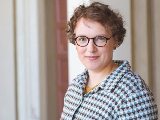 Lise Stang Lund, daglig leder for Norske Kunsthåndverkere