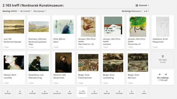 NNKM på Digitalt museum
