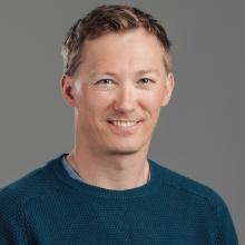 Øystein Oldervoll, museumstekniker, foto Marius Fiskum