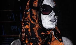 «Big Orange» by Hanne Lydia O Figenschou