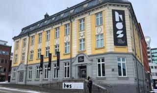 Nordnorsk Kunstmuseums fasade